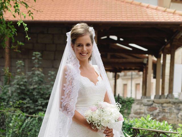 La boda de Julen y Angela en Dima, Vizcaya 8