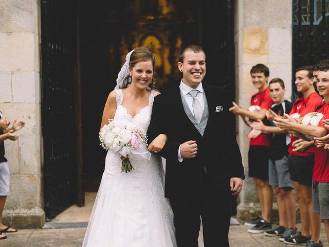 La boda de Julen y Angela en Dima, Vizcaya 11