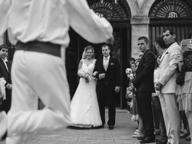 La boda de Julen y Angela en Dima, Vizcaya 12