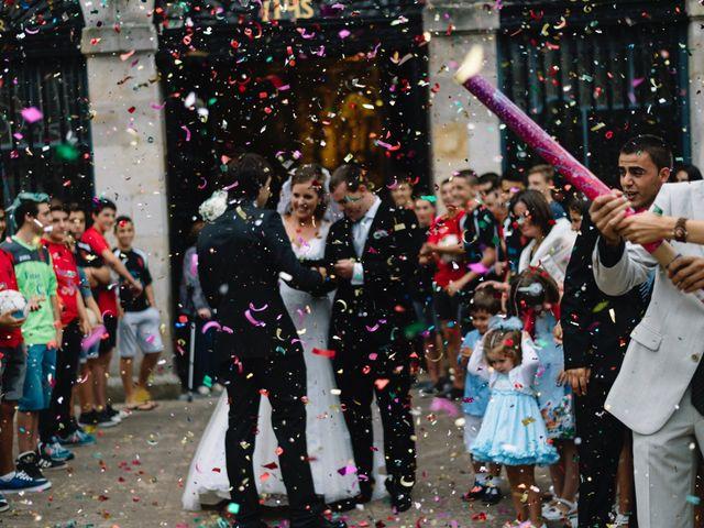 La boda de Julen y Angela en Dima, Vizcaya 13