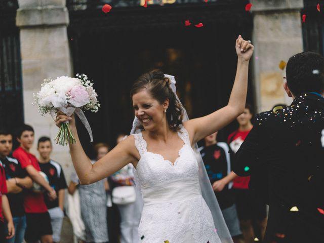 La boda de Julen y Angela en Dima, Vizcaya 14