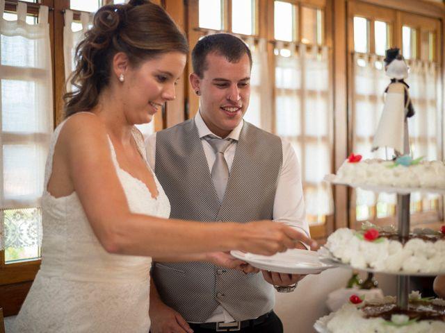 La boda de Julen y Angela en Dima, Vizcaya 19