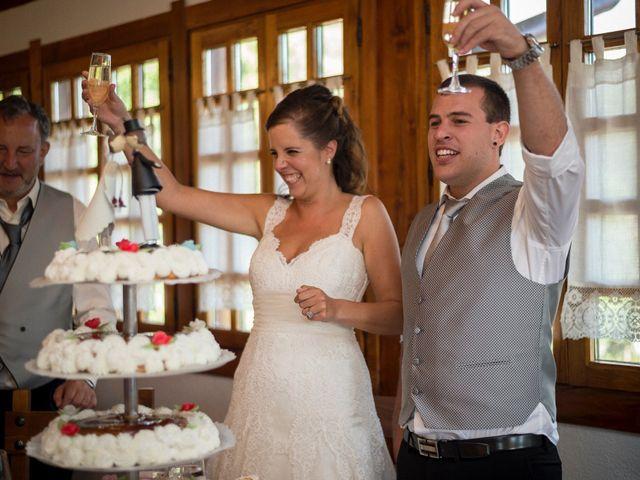 La boda de Julen y Angela en Dima, Vizcaya 20