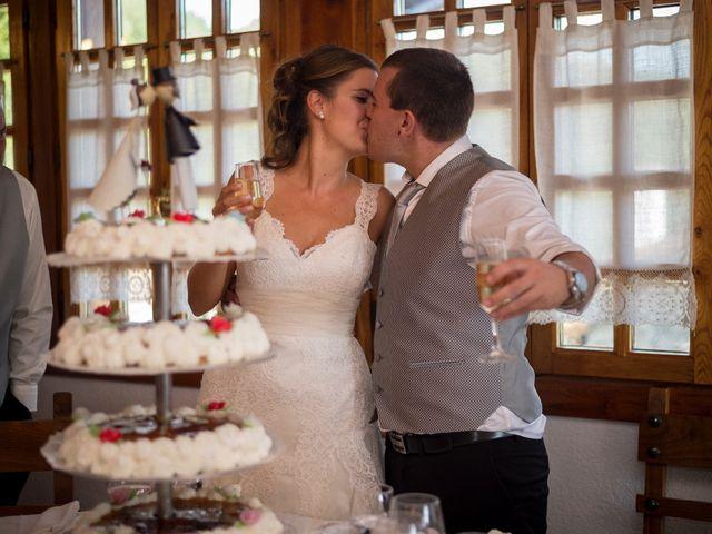 La boda de Julen y Angela en Dima, Vizcaya 21