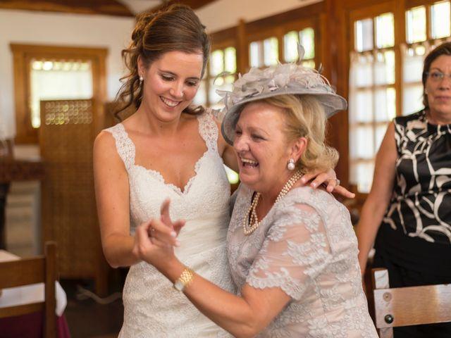 La boda de Julen y Angela en Dima, Vizcaya 22