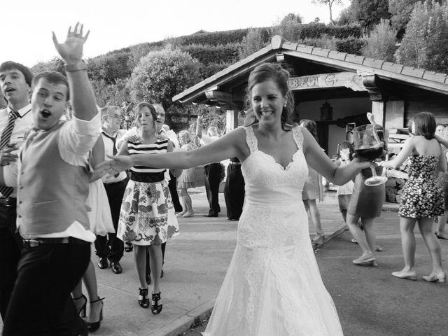 La boda de Julen y Angela en Dima, Vizcaya 34
