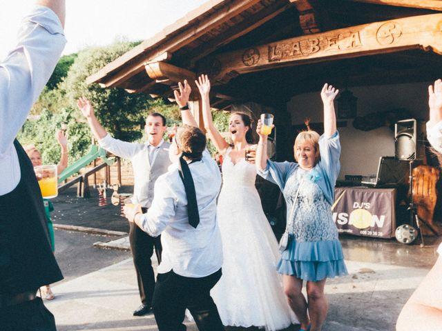 La boda de Julen y Angela en Dima, Vizcaya 35