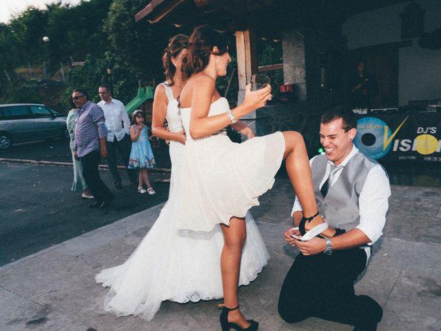 La boda de Julen y Angela en Dima, Vizcaya 37