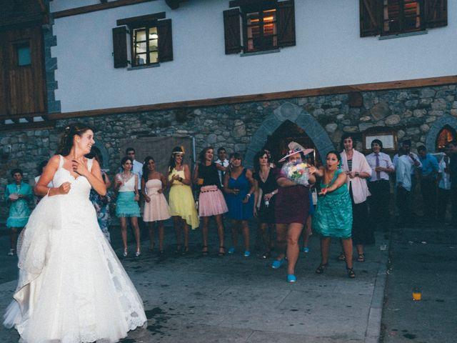 La boda de Julen y Angela en Dima, Vizcaya 39