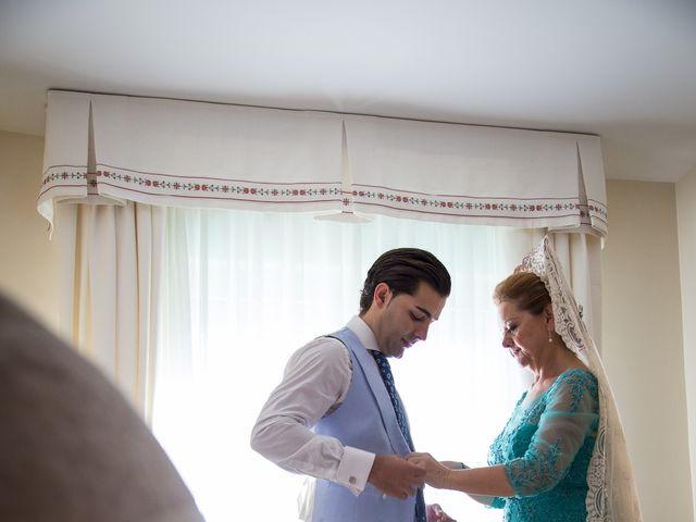 La boda de Carlos y Rosa en Utrera, Sevilla 3