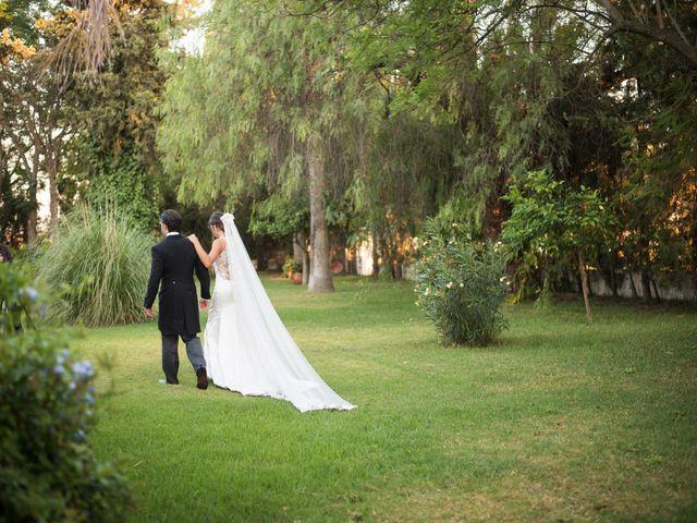 La boda de Carlos y Rosa en Utrera, Sevilla 1