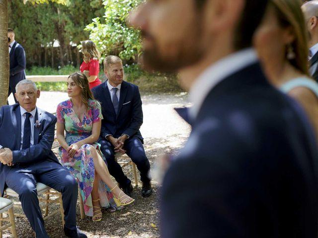 La boda de Adrián y Silvia en Elx/elche, Alicante 15
