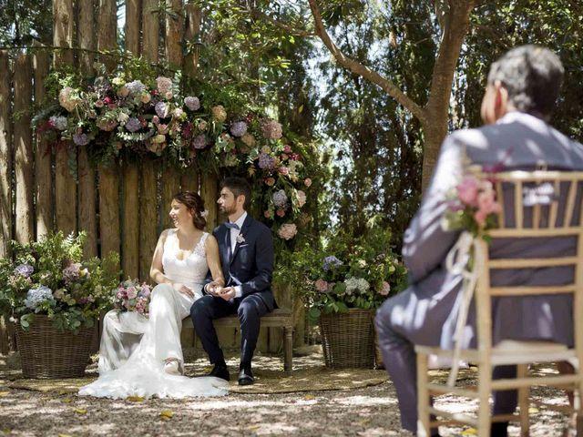 La boda de Adrián y Silvia en Elx/elche, Alicante 20
