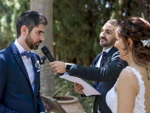 La boda de Adrián y Silvia en Elx/elche, Alicante 24