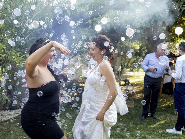 La boda de Adrián y Silvia en Elx/elche, Alicante 26