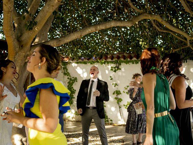 La boda de Adrián y Silvia en Elx/elche, Alicante 29