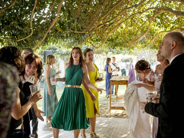 La boda de Adrián y Silvia en Elx/elche, Alicante 30