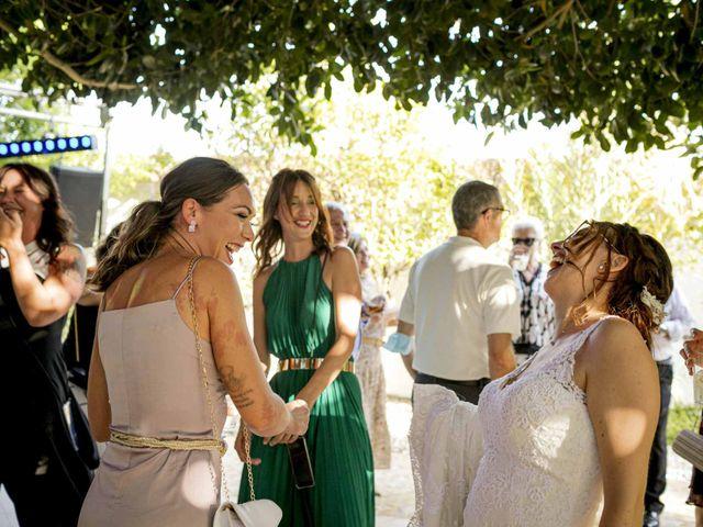 La boda de Adrián y Silvia en Elx/elche, Alicante 31