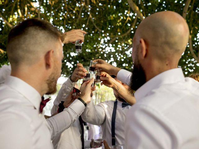 La boda de Adrián y Silvia en Elx/elche, Alicante 35
