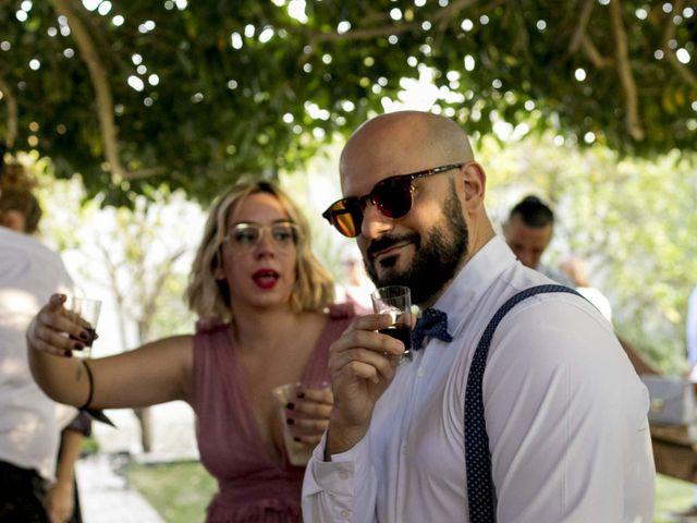 La boda de Adrián y Silvia en Elx/elche, Alicante 36