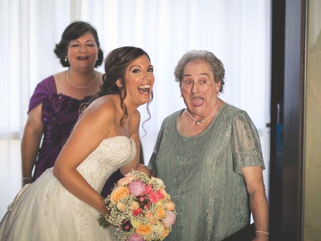 La boda de Javi y Silvia en Sagunt/sagunto, Valencia 35