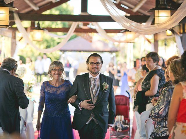 La boda de Javi y Silvia en Sagunt/sagunto, Valencia 48