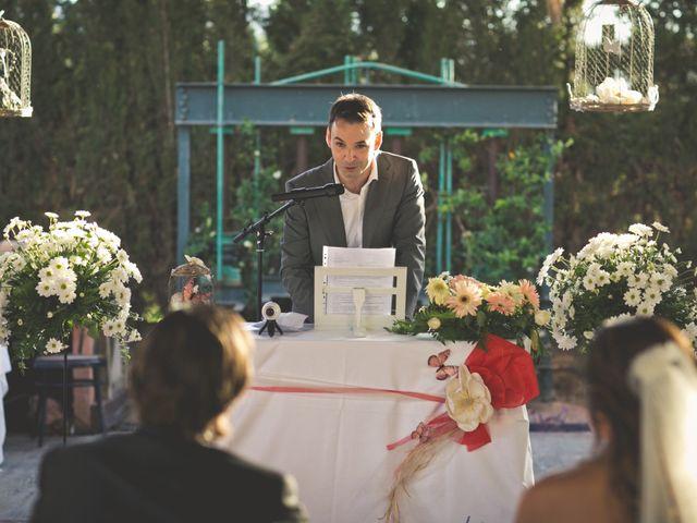 La boda de Javi y Silvia en Sagunt/sagunto, Valencia 64