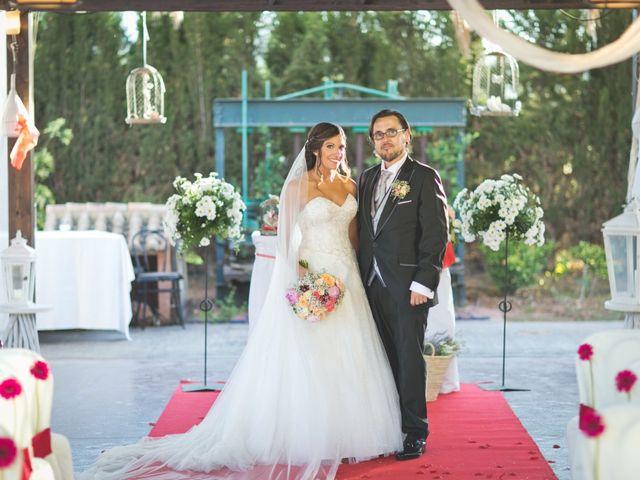 La boda de Javi y Silvia en Sagunt/sagunto, Valencia 69