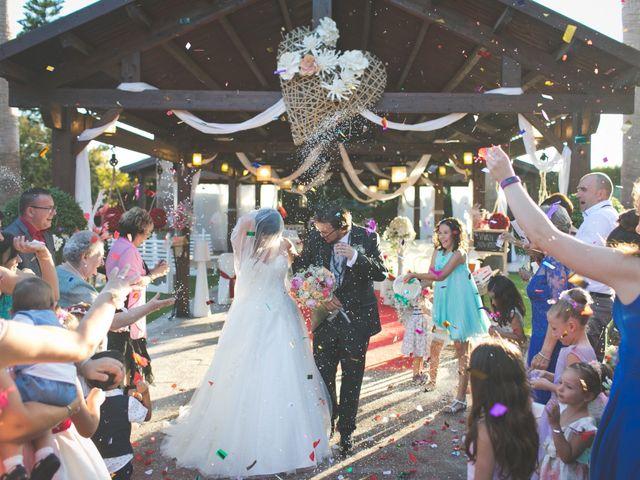 La boda de Javi y Silvia en Sagunt/sagunto, Valencia 70
