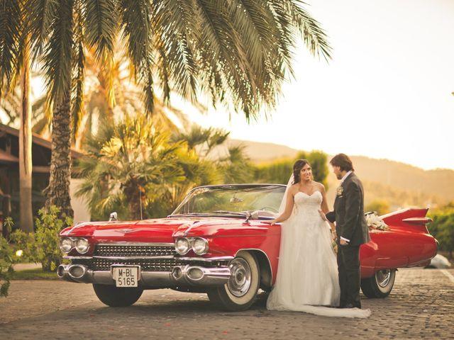 La boda de Javi y Silvia en Sagunt/sagunto, Valencia 78