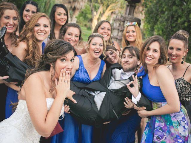 La boda de Javi y Silvia en Sagunt/sagunto, Valencia 85
