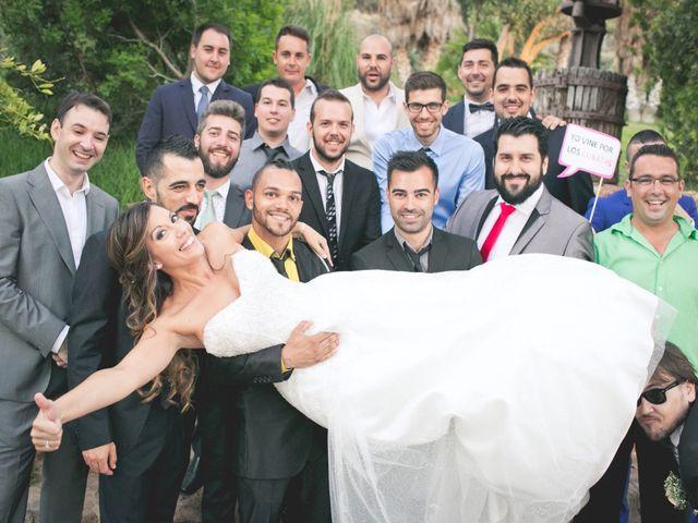 La boda de Javi y Silvia en Sagunt/sagunto, Valencia 86