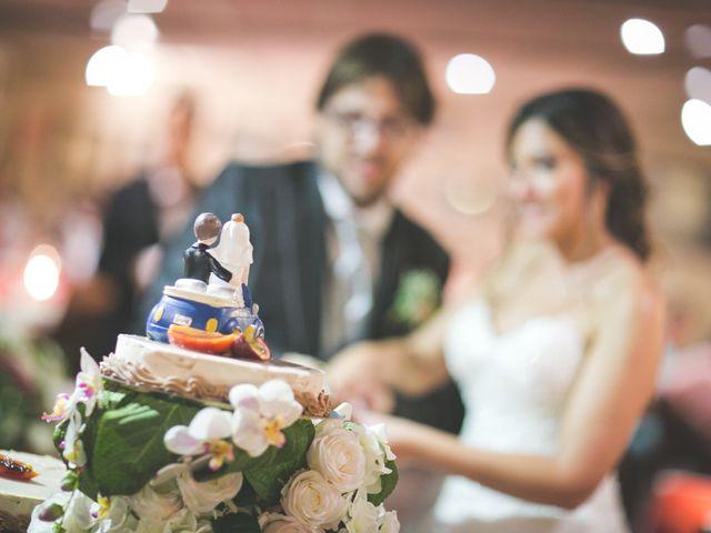 La boda de Javi y Silvia en Sagunt/sagunto, Valencia 102