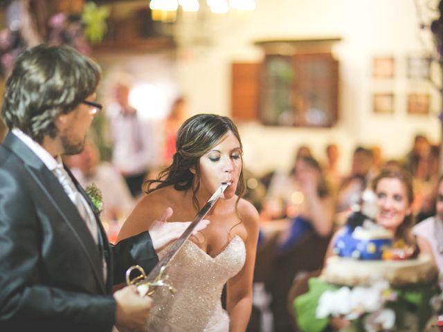 La boda de Javi y Silvia en Sagunt/sagunto, Valencia 103