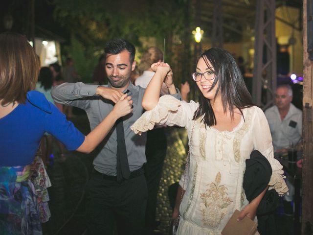 La boda de Javi y Silvia en Sagunt/sagunto, Valencia 110