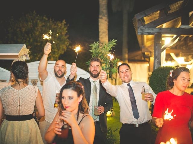 La boda de Javi y Silvia en Sagunt/sagunto, Valencia 111