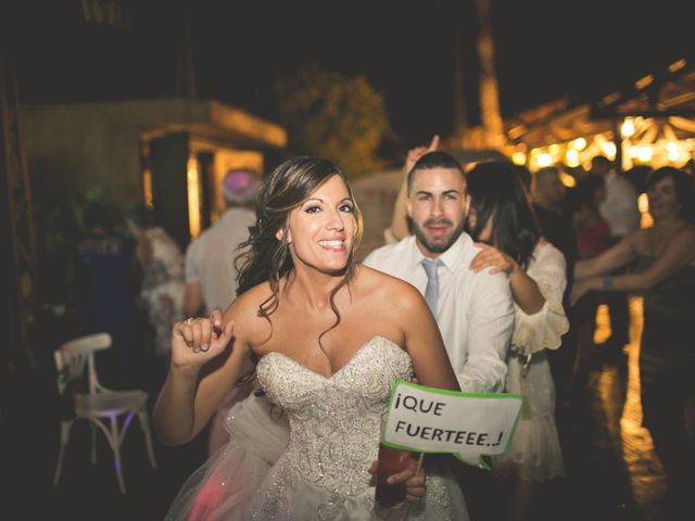 La boda de Javi y Silvia en Sagunt/sagunto, Valencia 113