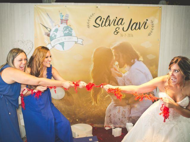 La boda de Javi y Silvia en Sagunt/sagunto, Valencia 115