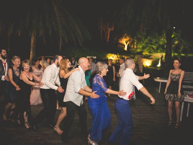 La boda de Javi y Silvia en Sagunt/sagunto, Valencia 119