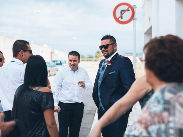 La boda de Gerard y Eva en Deltebre, Tarragona 11