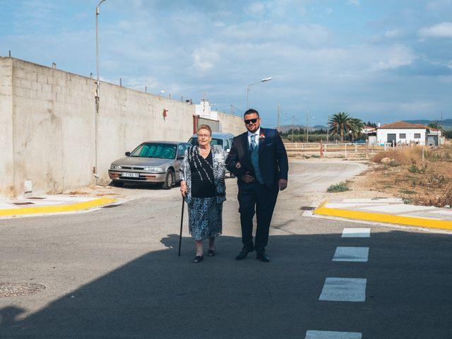 La boda de Gerard y Eva en Deltebre, Tarragona 13