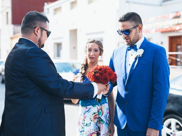 La boda de Gerard y Eva en Deltebre, Tarragona 22