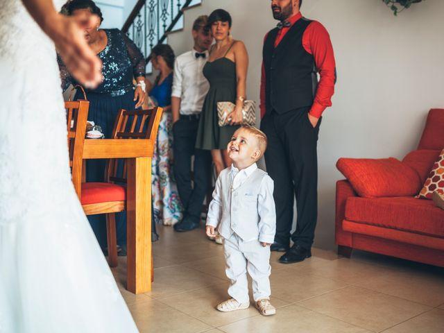 La boda de Gerard y Eva en Deltebre, Tarragona 41