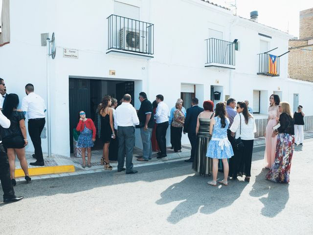 La boda de Gerard y Eva en Deltebre, Tarragona 43