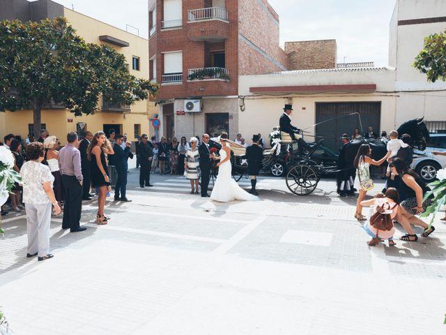La boda de Gerard y Eva en Deltebre, Tarragona 61