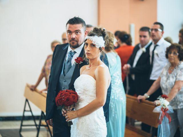 La boda de Gerard y Eva en Deltebre, Tarragona 72