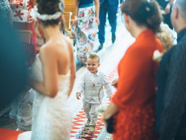 La boda de Gerard y Eva en Deltebre, Tarragona 74