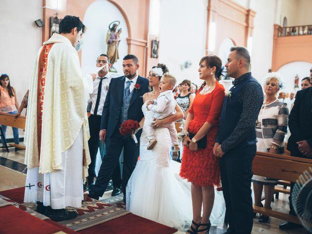 La boda de Gerard y Eva en Deltebre, Tarragona 76