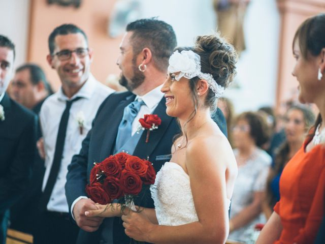 La boda de Gerard y Eva en Deltebre, Tarragona 77