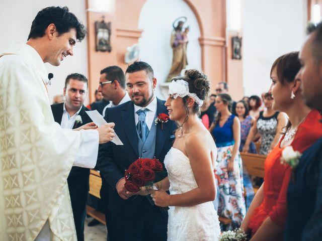 La boda de Gerard y Eva en Deltebre, Tarragona 81